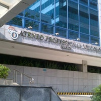 Photo taken at Ateneo Professional Schools by Dan Ronald S. on 7/16/2013