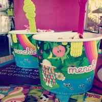 Photo taken at Menchies by Chantelle O. on 5/25/2012
