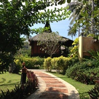 Photo taken at Phi Phi Island Village Beach Resort & Spa by Igor A. on 1/10/2013