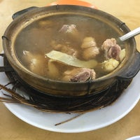 Photo taken at Brother Bak Kut Teh (兄弟肉骨茶) by Sherlyn M. on 10/30/2016