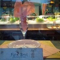 Photo taken at Fish & Drink pescheria Ettore by Fabio B. on 9/16/2014