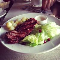 Снимок сделан в Steak House 59 пользователем Dimok G. 6/27/2013