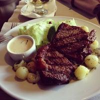 Снимок сделан в Steak House 59 пользователем Dimok G. 4/8/2013