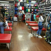Photo taken at Modell's Sporting Goods by Paylos P. on 8/20/2016