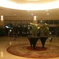 Photo taken at Kingdom Hotel Yiwu by João B. on 4/2/2013