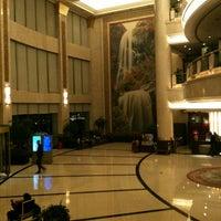 Photo taken at Kingdom Hotel Yiwu by João B. on 4/6/2013