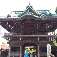 Photo taken at Shibamata Taishakuten (Daikyo-ji Temple) by marlo on 2/9/2013