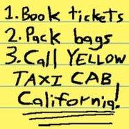 Photo taken at Yellow Taxi Cab California by Harbaltar G. on 4/21/2013
