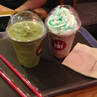 Photo taken at Hollys Coffee by Tang S. on 8/11/2013