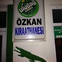 Photo taken at Özkan Kıraathanesi by SaMet A. on 7/6/2014