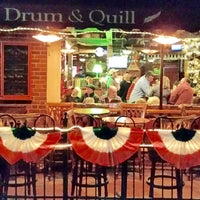Photo taken at Drum & Quill Public House by Kevin D. on 3/2/2016