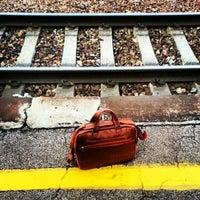 Photo taken at Genova Sampierdarena Railway Station by Massimiliano M. on 3/11/2013