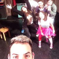 Photo taken at Teatro Del Globo by Lucas M. on 7/14/2015