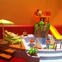 Photo taken at Playmobil FunPark by Alexandros D. on 4/28/2013