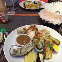 Photo prise au Samba Brazilian Steakhouse par Choue J. le10/17/2014