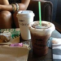 Photo taken at Starbucks by Audrey K. on 2/24/2013