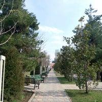 Photo taken at Парк Рудаки / Rudaki Park by Владимир П. on 3/3/2017