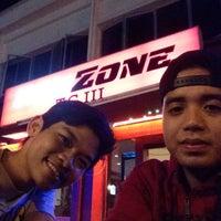 Photo taken at RedZone T.G.III by Ariffaisal on 3/21/2015