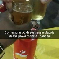 Photo taken at Bar do Denis by Luana M. on 6/2/2016