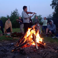 Photo taken at Устье р. Буртума by Нияз А. on 6/30/2013