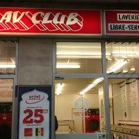 Photo prise au Laverie Lav'Club Pyrénées par Alain R. le7/4/2014