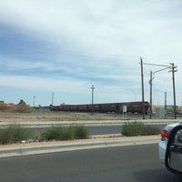 Photo taken at Train Crossing by Marty B. on 8/22/2015