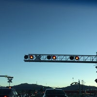 Photo taken at Train Crossing by Marty B. on 10/30/2014
