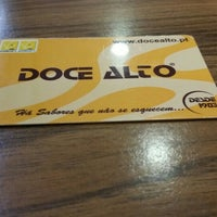 Photo taken at Doce Alto by Fernanda P. on 6/3/2016
