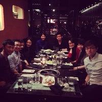 Photo taken at Gyu-Kaku Japanese BBQ by Yiyuan H. on 12/12/2012