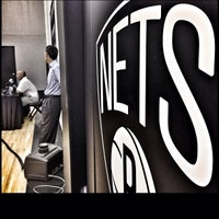 Photo taken at Brooklyn Nets practice facility by July The Photo Guy on 9/24/2013