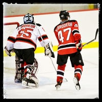 Photo taken at Barnabas Health Hockey House by July The Photo Guy on 7/15/2014