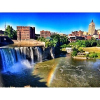 Photo taken at High Falls by July The Photo Guy on 8/11/2013