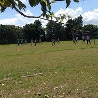 Photo taken at Xavier University -Ateneo de Cagayan High School by Kaye D. on 10/28/2014