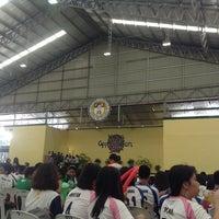 Photo taken at Xavier University -Ateneo de Cagayan High School by Kaye D. on 10/3/2014