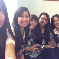 Photo taken at Xavier University -Ateneo de Cagayan High School by Kaye D. on 8/20/2014