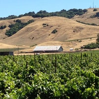 Photo taken at Robledo Family Winery by Mitch B. on 6/27/2013