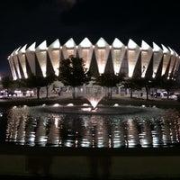 Photo taken at Hampton Coliseum by Michael W. on 10/19/2013
