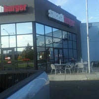 Photo taken at Smashburger by Kevin J. on 10/18/2012