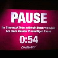 Das Foto wurde bei CinemaxX von Jens H. am 1/8/2013 aufgenommen