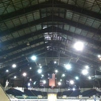 Photo taken at Indiana Farmers Coliseum by Historic I. on 10/27/2012