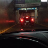 Photo taken at The Podium Basement Parking by Jill T. on 12/21/2014