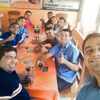 Photo taken at Restaurante o Nordestão by Leandro B. on 8/12/2015