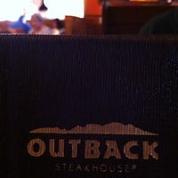 Photo taken at Outback Steakhouse by Aikane 0. on 3/19/2014