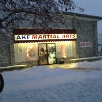 Photo taken at AKF Martial Arts by Teresa S. on 12/28/2012