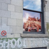 Photo taken at Scandinave Les Bains Vieux-Montréal by Christine on 7/11/2017