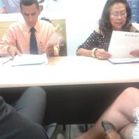 Photo taken at Fondo Social para la Vivienda by Carolina C. on 7/10/2014
