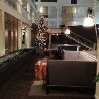 Photo taken at The Domain Hotel by Nancy P. on 12/15/2012