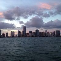 Photo taken at Catamaran Tour by Juan Carlos G. on 10/25/2013