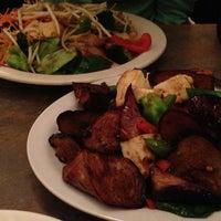 Photo taken at Lemongrass Thai Cuisine by John C. on 3/2/2013