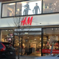 Photo taken at H&M by Alexandra K. on 12/14/2012